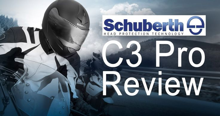 Schuberth C3 Pro Klapphelm - Test und Review - GoPro HD HERO 3+ - FUll H...