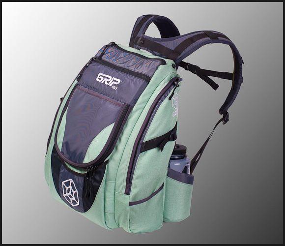 I want this disc golf bag! Black on black, Or Black/Charcoal