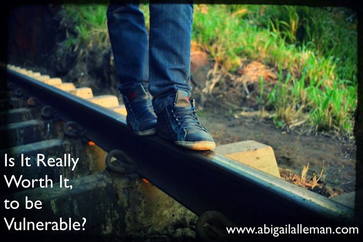 Abigail Alleman : On Vulnerability, This World And Is It Really Worth It? {Part 1}