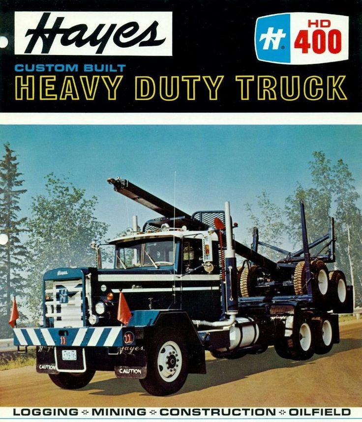 45 best hayes clipper trucks images on pinterest semi for Hayes motor company trucks