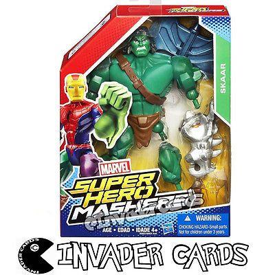 Marvel Super Hero Mashers Skaar Hulk Villian Avengers Hasbro Figure Boxed