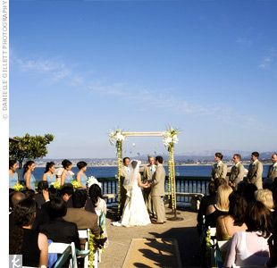 Wedding At Monterey Plaza Hotel