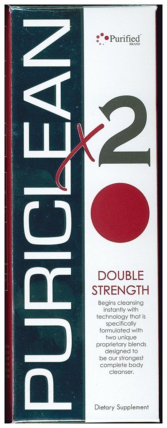 PURICLEAN X2 BODY DETOX CLEANSER DOUBLE STRENGTH 32oz *** Trust me, this is great! Click the image. : Detox and Cleanse