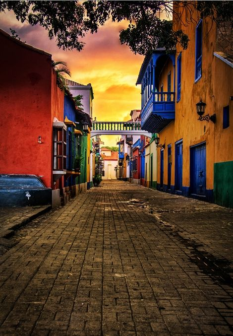 Some street in Venezuela   TNV
