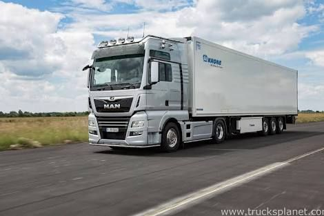man tgx - Google Search
