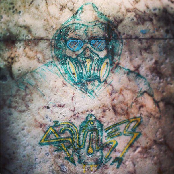 #urbanart #graffiti #pinture #art #stencil #stencilart