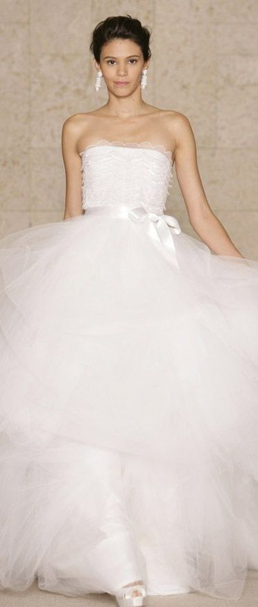 Oscar de la Renta Bridal - wedding dress