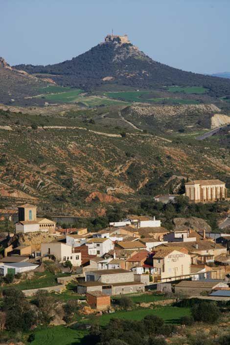Monasterio del Pueyo. LIC Yesos de Barbastro