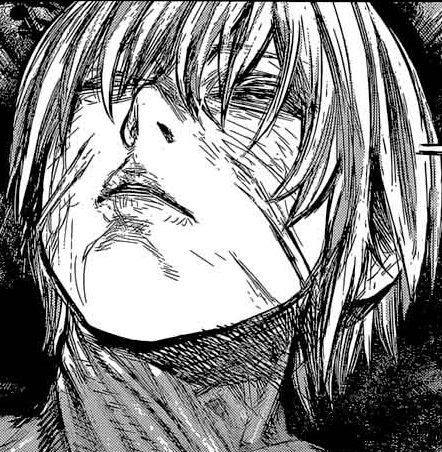 TOKYO GHOULRE CHAPTER 161: Come, Your sweet hour of death #manga #mangafreak #tokyoghoul #tokyoghoulre #toukyoukushu #toukyoukushu #tokyokushu #tokyokushure updated chapter at Mangafreak