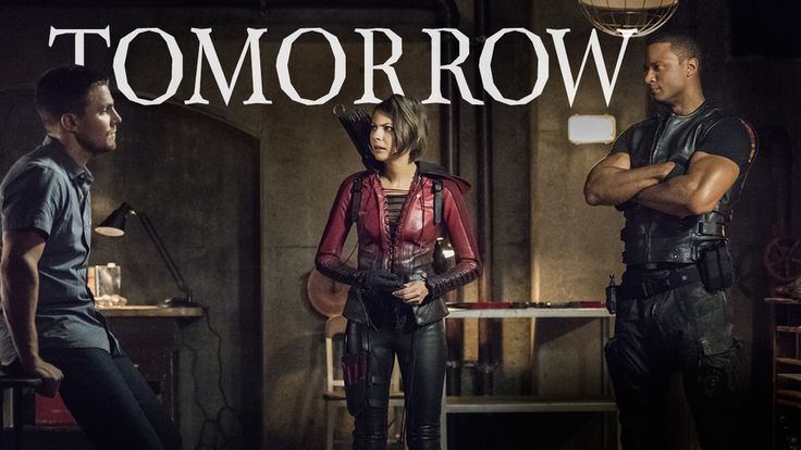 The Lazarus Pit may have saved Thea, but can Oliver save her soul? #Arrow's new season begins TOMORROW at 8/7c!
