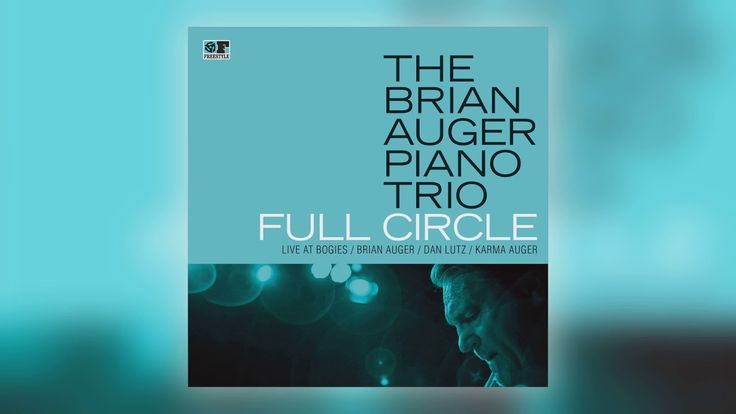 The Brian Auger Piano Trio - There Is No Greater Love (Live)