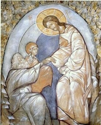 New Liturgical Movement: Russian Iconographer, Fr. Gregory Krug, 1908-1969