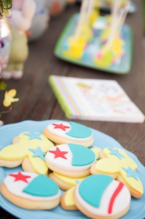 Easter Biscuits - Belle's Patisserie