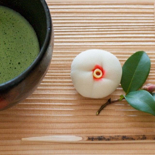 Confectionery and Matcha