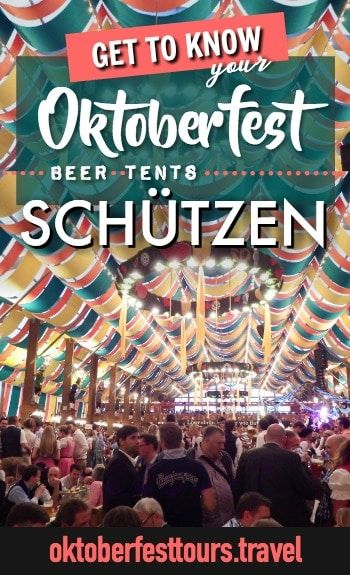 Get to know your Oktoberfest beer tents Schützen Festzelt #oktoberfest # beer #festival & Get to Know Your Oktoberfest Beer Tents: Schützen-Festzelt in 2019 ...