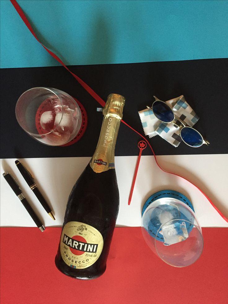 Martini Prosecco & Grand Prix