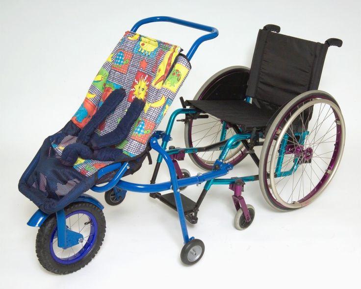 Designability Wheelchair Baby Carrier