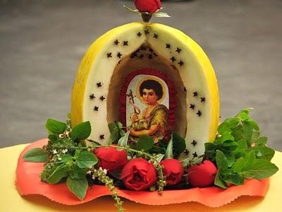 Capelinha de melão