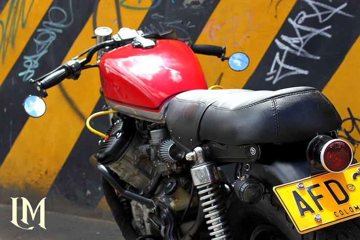 Honda CX500 Cafe Racer, Lolana Motos