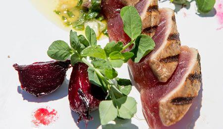 Herbed Yellow Fin Tuna #UltimateBraiMaster #PicknPay