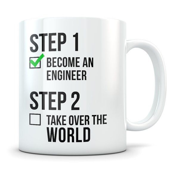 Engineering Student Mug Gifts For Engineer Students Engineering School Gifts