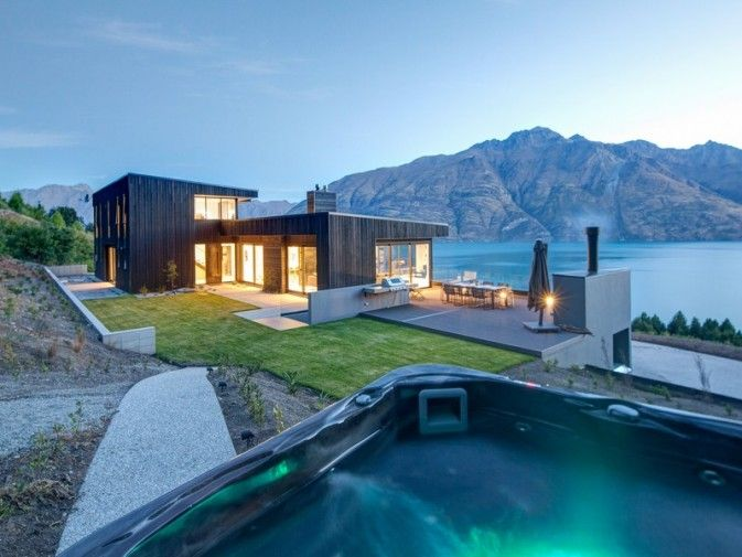 38 best Queenstown House images on Pinterest Architecture