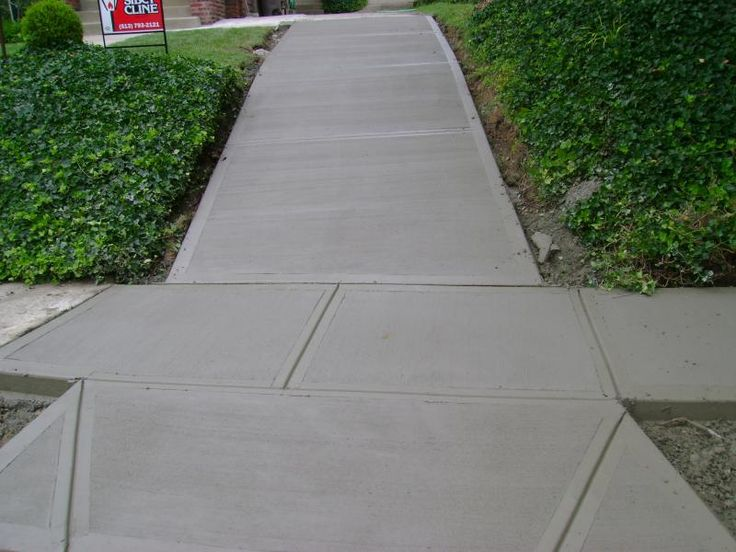 25 Best Ideas About Concrete Driveways On Pinterest