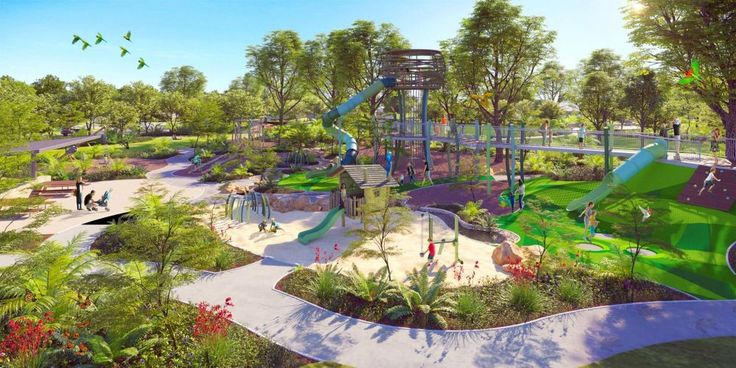 Brabham's stunning new jungle park is set to open this month in the new Whiteman Edge development