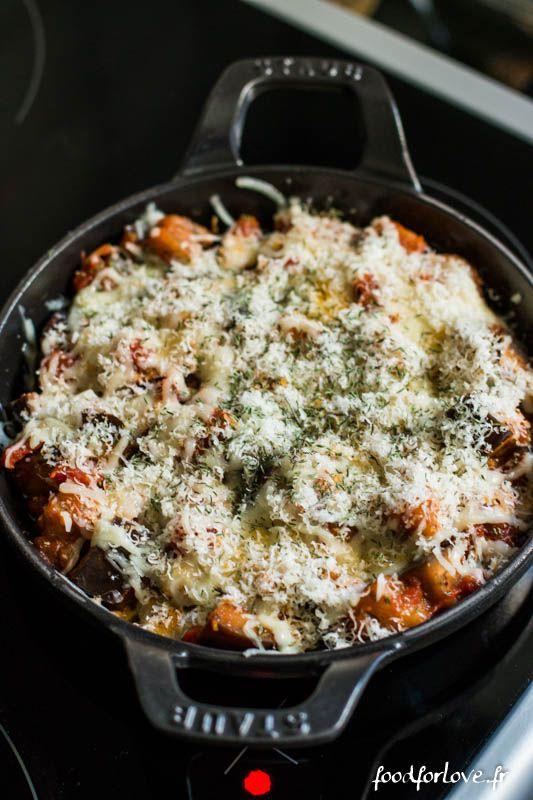 gratin aubergines mozza-3