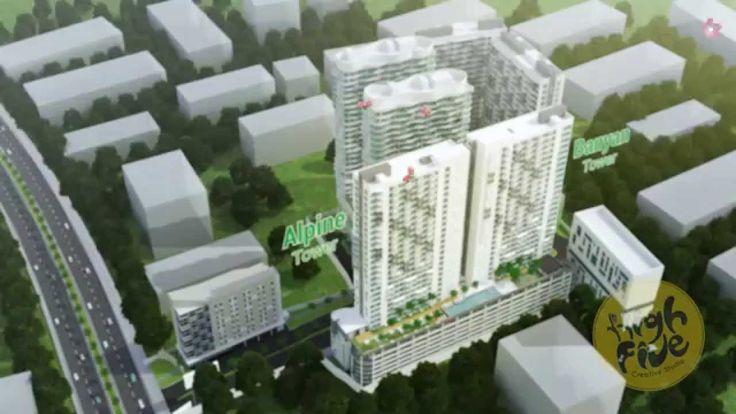 Treepark Residence Tangerang by HighFive Creative Studio
