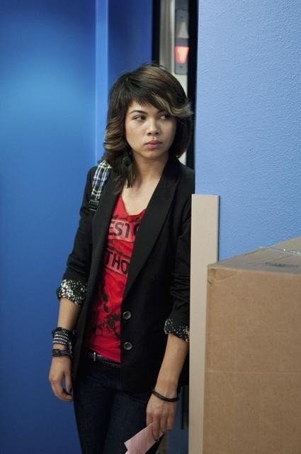 Hayley Kiyoko... This picture is a really good picture!!!!!!