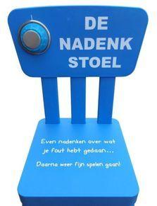 Mike Nijskens: Nadenkstoel of strafstoel? - Topwijs