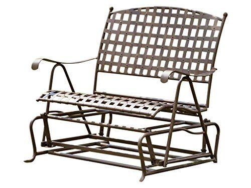 International Caravan Santa Fe Iron Porch Double Glider Garden Bench For Sale https://patiodiningset.review/international-caravan-santa-fe-iron-porch-double-glider-garden-bench-for-sale/