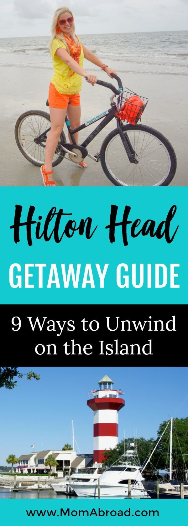 Hilton Head Getaway Guide - With miles of Atlantic windswept beaches, tranquil waterways and marshes, ample outdoor activities and a wide choice of hotel and vacation rental options, Hilton Head is an alluring vacation destination for anyone seeking to ge