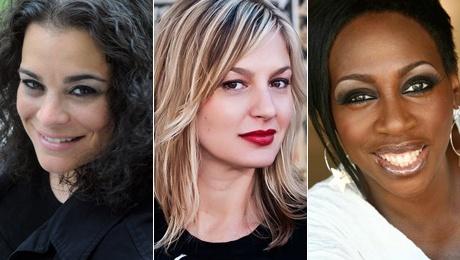 Jessica Kirson, Christina Pazsitzky and Gina Yashere @ Cobb's Comedy Club (San Francisco, CA)