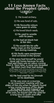 Our Beloved Messenger (salallahu alayhi wa sallam) <3