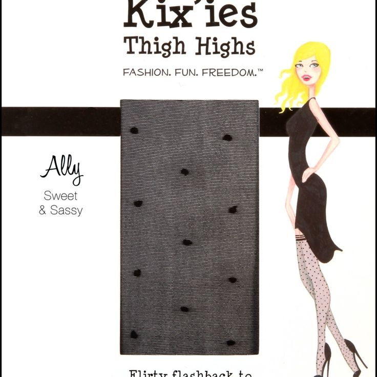 Kixies | Curvy Girl Lingerie.......thigh highs that fit chubby legs!!!!! Multiple styles available