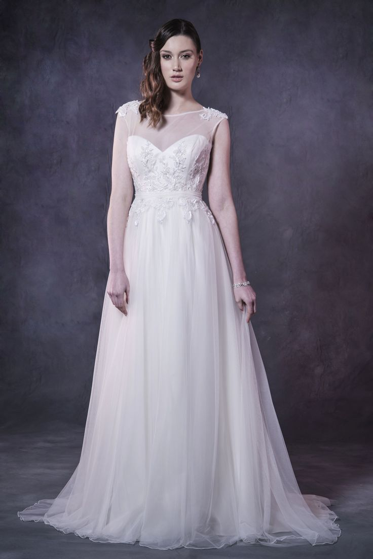 40 best Tea Length Wedding Dresses images on Pinterest | Wedding ...