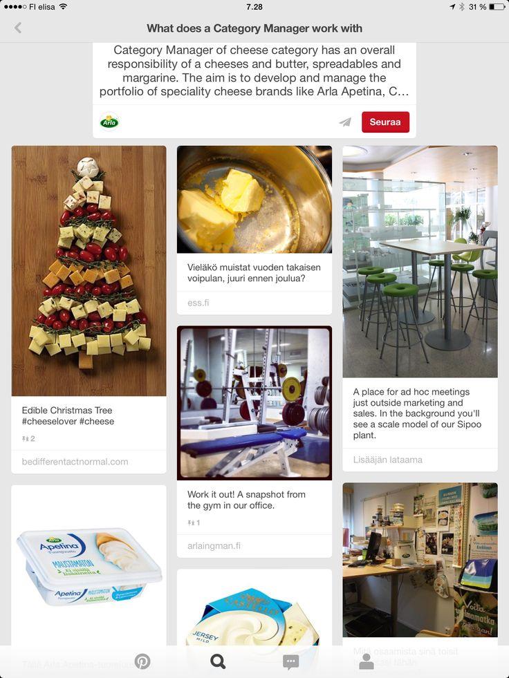 Pinterest-rekrytointia vuodelta 2012. Kuvat kertovat todellakin enemmän kuin 1000 sanaa.