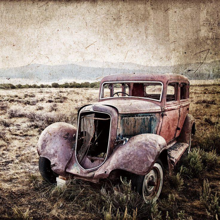 1247 best 4gotten goodiez images on Pinterest   Abandoned cars ...