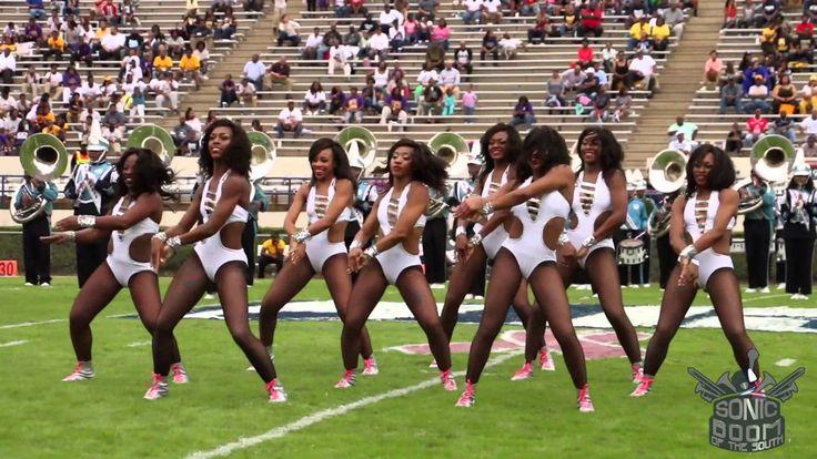 Halftime - Jackson State University Homecoming 2015