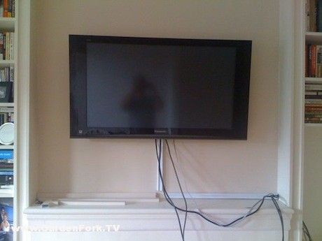 17 Best Ideas About Hanging Tv On Wall On Pinterest Tv