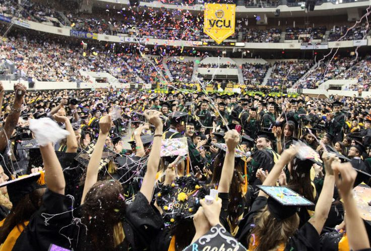 Perseverance will pay, VCU graduation speaker says