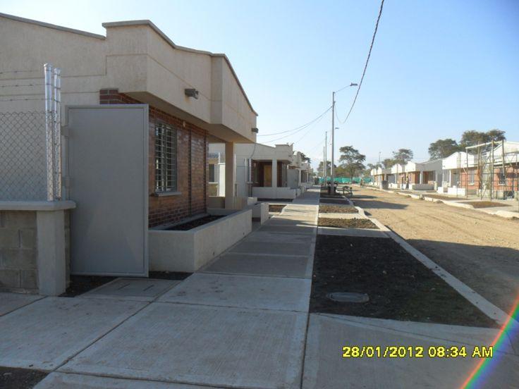 Reasentamientos de Patilla y Chancleta. Año de construcción: 2012 Ciudad: Riohacha, Guajira, Colombia Cliente: Cerrejón