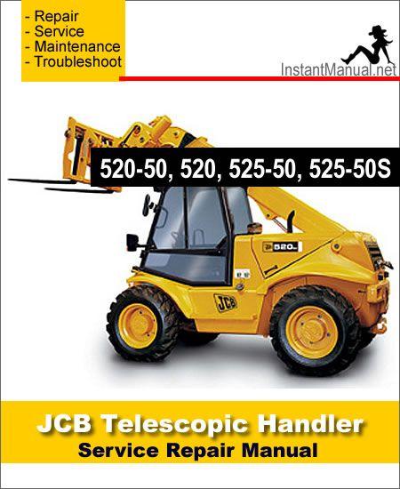 30 best jcb telescopic handler service manual pdf images on download jcb 520 50 520 525 50 525 50s telescopic handler service repair repair manuals fandeluxe Images