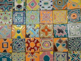 Experiments in Art Education: Islamic Tiles