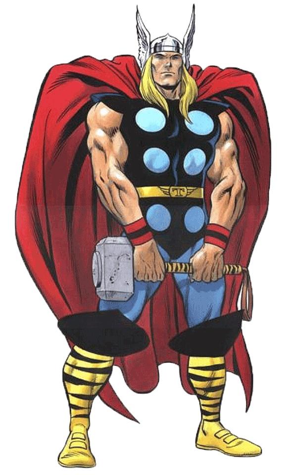 Thor tattoo d pinterest marvel