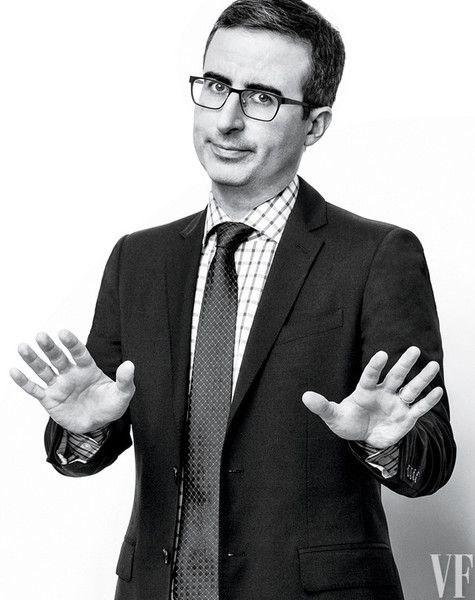 "john Oliver Is Horrified by Massages and Is a ""Committed Coward"": What You Should Know About the Host of Last Week Tonight"