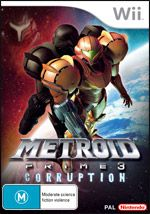 Metroid Prime 3: Corruption (preowned)