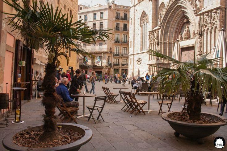 I quartieri di #Barcellona. El Born, tra vicoli medievali e locali alla moda.